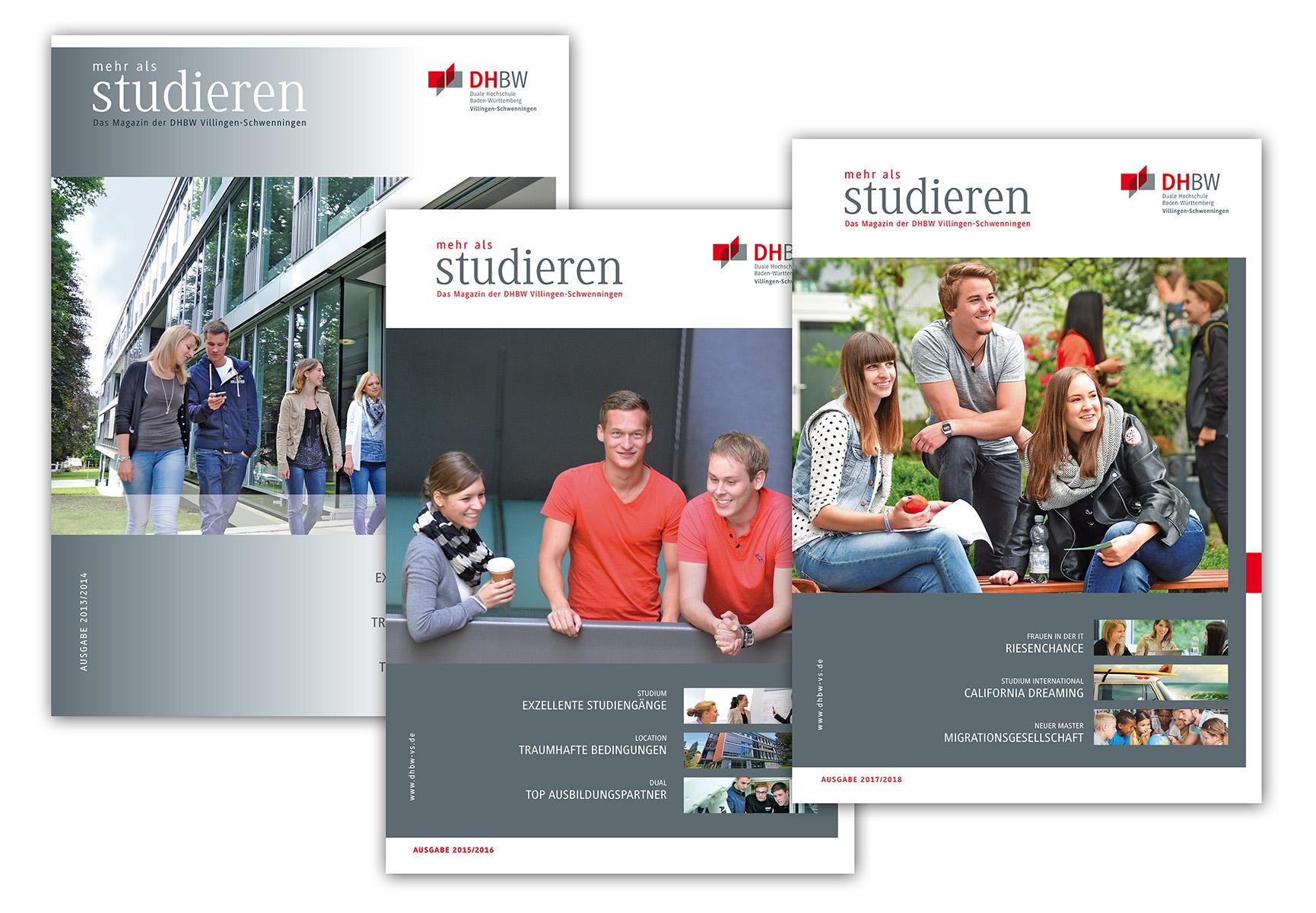 DHBW Villingen-Schwenningen Magazin