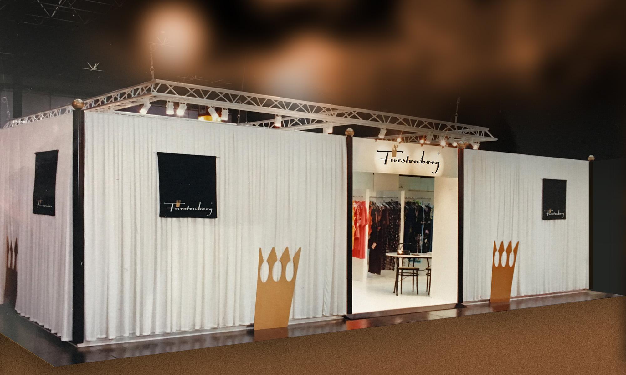 Fürstenberg Modemesse
