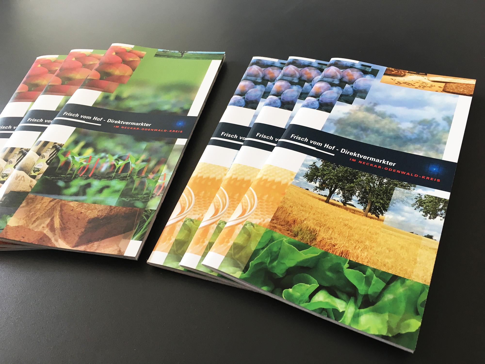 NOK Wirtschaftsförderung Direktvermarktung Broschüre
