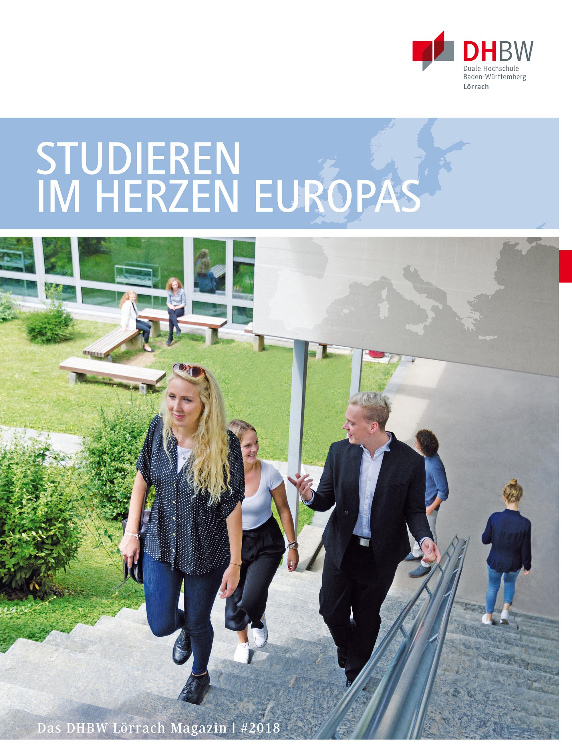 DHBW Lörrach Magazin Duales Studium