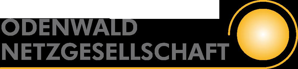 Odenwald Netzgesellschaft Corporate Design Logo